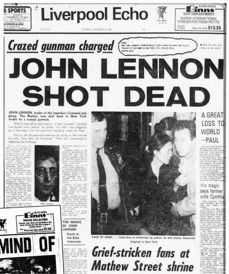 ジョン・レノンはなぜ殺されたのか?